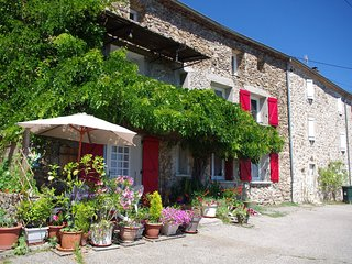 Gite de Pierregras en Ardèche, Vals-les-Bains