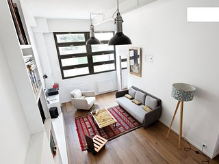 Gorgeous 6BR architect loft (Saint Denis), Saint-Denis