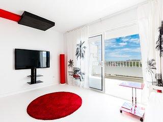 Cherry, appartamento superior complesso c/ piscina