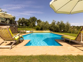 CalaSabina lovely villa with pool close to Rome