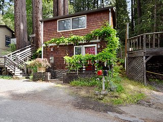 Fairy Circle Cottage, Guerneville