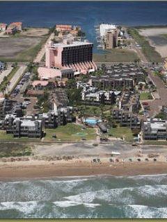 Aerial View Of Bahia Mar