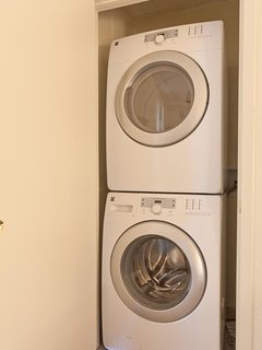 Saida IV 502 Washer and Dryer