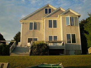 Newport County Waterfront Coastal Beach House