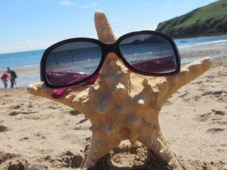 Stella Marina enjoying the sun!