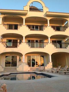 Villa las Uvas II new ocean view condos 1st floor