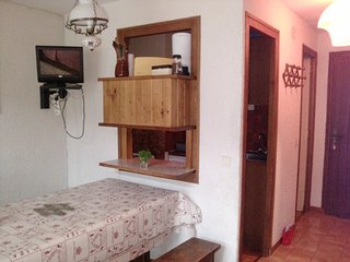 BOURDAINE 2 rooms + mezzanine 7 persons, Le Grand-Bornand
