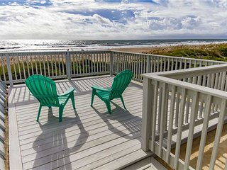 Cottage By The Sea, 4 Bedrooms, Ocean Front, Pet Friendly, Sleeps 10, Saint Augustine