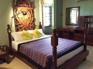 Eco Villa Farmstay :- Using 1 Bedroom