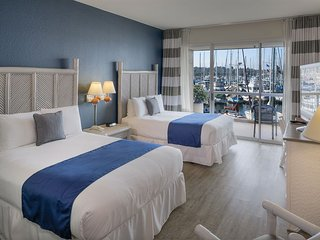"2 queen bed ""Bay or Marina"" Views!, San Diego"