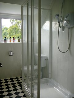 Shower and W/C