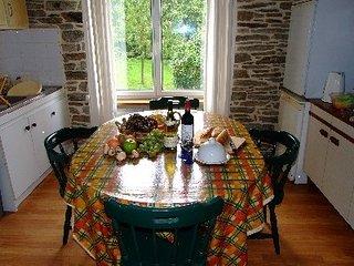Traditional Breton House, Spezet