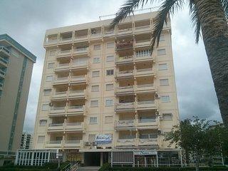 Apartamento con vistas primera linea Playa Gandia
