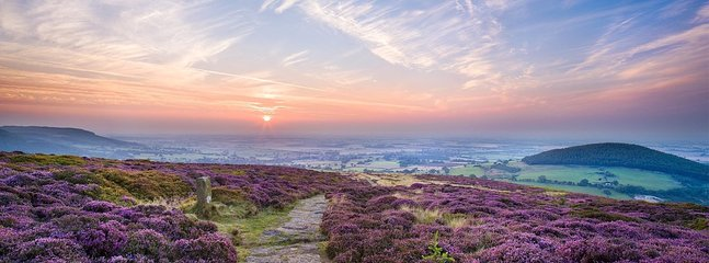 Glorious North York Moors National Park