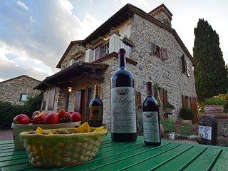 Villa San Martino a Cecione, Panzano in Chianti