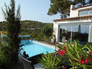 Villa au calme proche Marseille et Aix, Septemes-les-Vallons