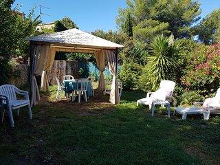 Loft cosy en rez-de-jardin