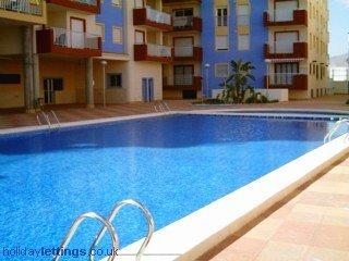 Las Brisas 1: Excellent value 1 bedroom  holiday apartment