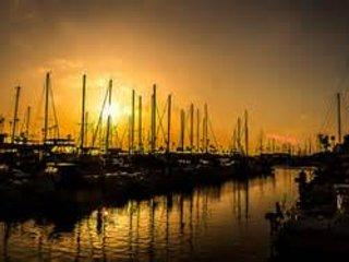 Sailboat Splendor, Oceanside