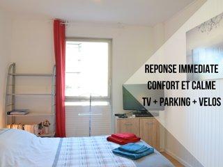 Instant-Léman - Chambre chez l'habitant - idéale couple