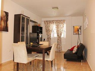 Piso de 2 habitaciones, wifi y degustación de vino