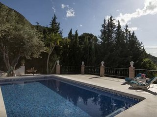 Countryhouse Cartama near Malaga WIFI & best views