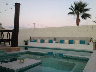 private villa in quiet location  with pool, Murcia