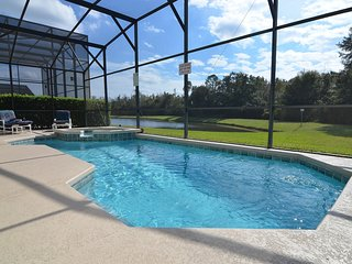 6 bedroom home with pool/spa near Disney.Sleeps 15