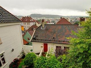 Apartment with Brygen view Bergen city