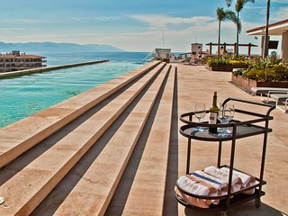 New condo in lively Old Town, Puerto Vallarta