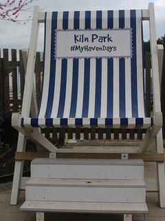 Kiln Park deckchair