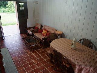 Maison familiale, au coeur de la Martinique, Gros-Morne