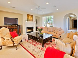 Furnished 4-Bedroom Home at Ridge Park Rd & W Coastal Peak Newport Beach, Corona del Mar