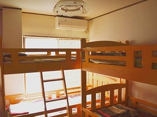 Budget 4-bd-dm#Ueno 4mins#convenient for traveller
