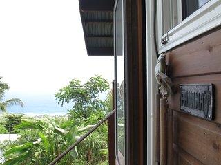 Maison vue mer panoramique
