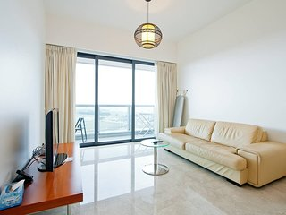 Marina Bay Luxury One Bed With Balcony and Seaview, Singapore