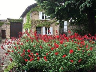 Gîte Les Platanes 3 chambres à 15 mn de Lyon, Vernaison