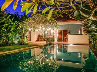 Affordable 3BR in quiet area close to Seminyak