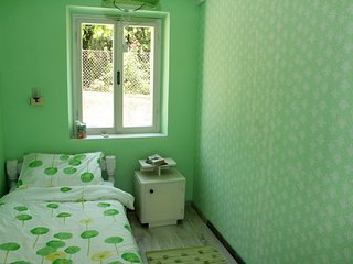 Guest House Gugily - Single Room with Shared Bathroom (Zelena)