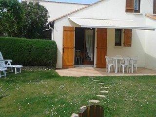 Jolie maisonnette, Saint-Vincent-sur-Jard