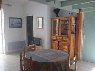 PAVILLON LES LORIOTS T2 MEZZAN, Saint-Jean-de-Monts