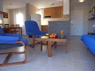 Acogedor apartamento renovado  con piscina y cerca del Mar Menor (Alisios n0348)