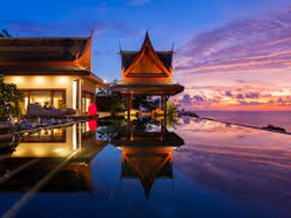 Suite luxury villa Phuket, Surin
