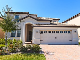 Luxury 6 Bed 6 Bath Pool Home From  175 nt, Orlando