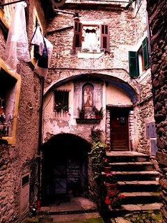 Delightful Self Catering Casa in Isolabona