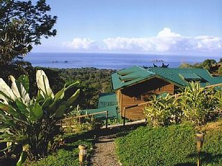 Panoramic Ocean, Island, Rainforest Views & Pool !, Uvita