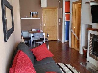 Apartamento con terraza en Riaza