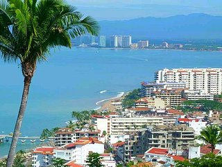 2 Bd/2 bath Best Old Town Location, Puerto Vallarta
