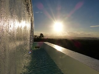 Magical sunsets and minipool for 2. Ideal lovers !, Rio San Juan