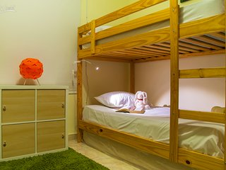 Single Bed in Dormitory Mix Room